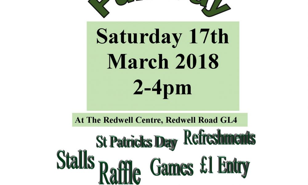 FUNDAY 17th March 2018