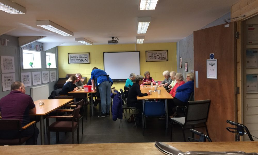 ***New*** Over 60's Meet and Eat